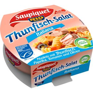 MSC Saupiquet Thunfisch Salat Italiana mit Pasta Mediterran 160g
