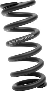 RockShox Metrische Stahlfeder für Dämpfer/Federbeine 134x55mm Ausführung 500lb