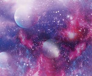 "Motiv-Fotokarton ""Galaxie"" 68 cm x 49,5 cm"
