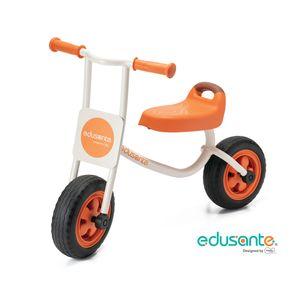 edusante EM5513 Laufrad, 89,5 x 44 x 61,5 cm, orange/weiß/schwarz