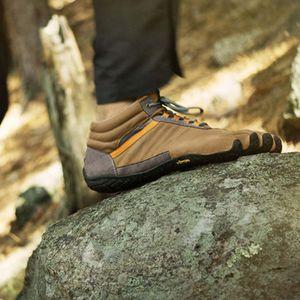 Vibram FiveFingers Trek Ascent Insulated Men + Zehensocke, Size:43, Color:Black