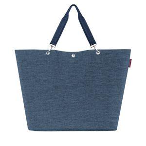 reisenthel shopper XL twist blue - Twist Blue