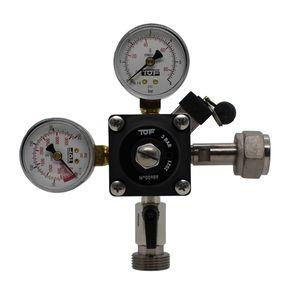 Druckminderer 1-leitig CO2 für Bier Zapfanlage 3bar - Major