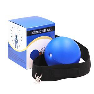 Fitness zu hause Boxen Reflex Geschwindigkeit Ball MMA Muay Thai Anhebung Hand Auge Reaktion Punch Ball Stanzen Geschwindigkeit Ausbildung