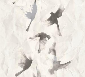 A.S. Création Vliestapete Free Nature Tapete braun grau 10,05 m x 0,53 m 343965 34396-5