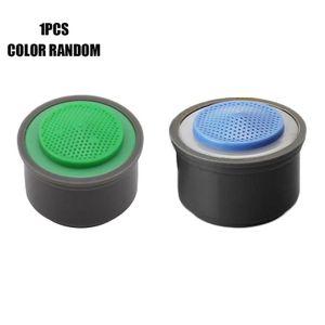 Farbe Random (A) wassersparende Wasserhahn $ Sprudler Durchflussbegrenzer Düse spritzen Haar Sprudler Flussregler Filterkern