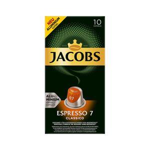 Jacobs Espresso Classico | 10 Nespresso® komp. Kapseln