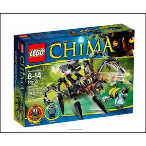 Lego 70130 Legends of Chima - Sparratus Spinnen-St