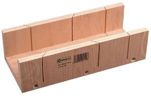 CONNEX Schneidlade 240x 60x82mm Mehrschicht-Holz, COX821250