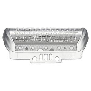 Hochwertige Scherfolie 10B für Braun Series 1: 170, 170s-1, 180, 190, 190s, 190s-1 Rasierer zum Austausch / Scherblatt grau