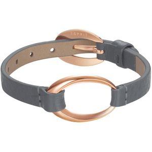 Esprit ESBR11423N200 Ovality grey rose Damen Armband