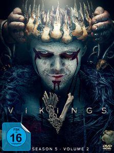 Vikings - Staffel 5.2 (DVD) 3Disc Min:  DD5.1WS