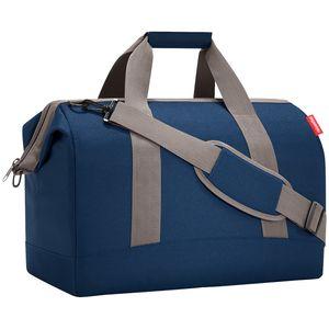 reisenthel allrounder L dark blue 30 Liter Reisetasche Schultertasche - Dark Blue