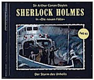 Sherlock Holmes - Neue Fälle 43. Der Sturm des Unheils