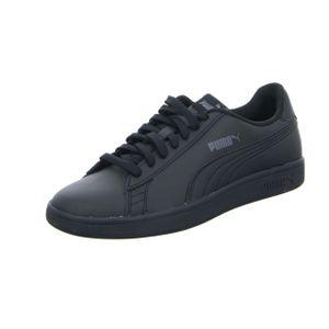 PUMA Smach Low Sneaker Schwarz Schuhe, Größe:44