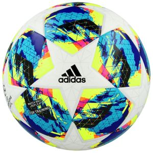 adidas FINALE TOP TRAINING Fußball Mehrfarbig, Größe:5