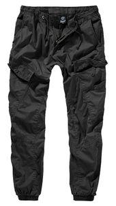 Brandit Hose Ray Vintage Trousers in Black-XXXL