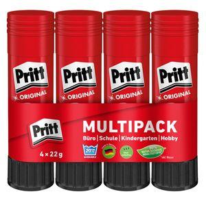 Pritt Klebestifte 4 x 22g Multipack PK6MP