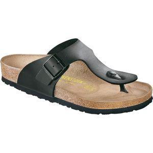 BIRKENSTOCK Ramses Black Herren Sandalen Schwarz Schuhe, Größe:43