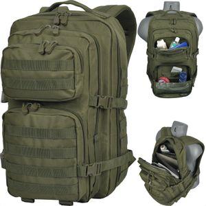 Outdoor XL Armeerucksack US BW Keanu CONNOR Rucksack Schulrucksack 40 L Olive