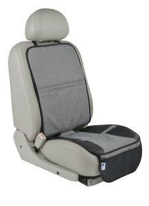 Altabebe - Autositz-Schutzmatte - XL - Grau, Onesize