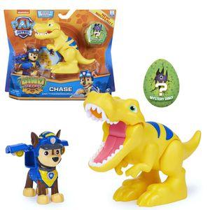 Dino Rescue Action Pack | Set mit Spielfigur und Dinosaurier | Paw Patrol, Figur:Chase
