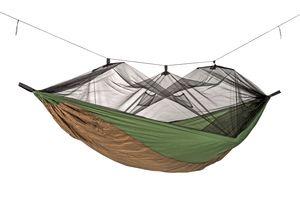 Amazonas Adventure Moskito Hammock Thermo Hängematte mit Netz