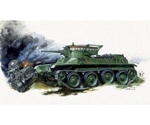 Zvezda 1:100 WWII Sovjet BT-5 Panzer