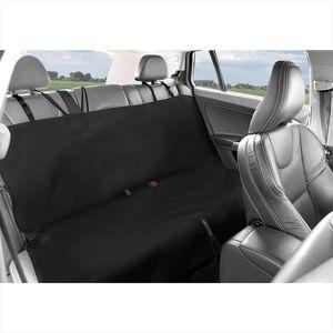 Auto Rücksitzschutz Aussparung Sitzbezug Rückbank SW Schutzbezug für Rücksitzbank