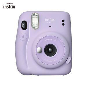 Fujifilm instax mini 11 Sofortbildkamera Filmkamera Automatische Belichtungssteuerung Selfie-Modus mit Batterien Handgelenkriemen Geburtstag Weihnachten Neujahr Festival Geschenk für Jungen Mädchen