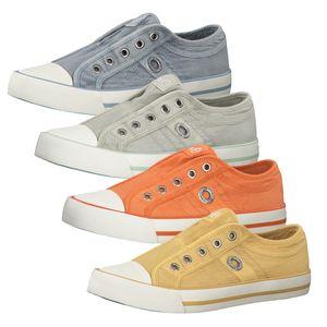 s.Oliver 5-24635-24 Damen Slipper Halbschuhe Sneaker, Größe:40 EU, Farbe:Gelb