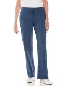 Coolibar - UV-Strandhose für Damen - Windley - Denimblau, XL