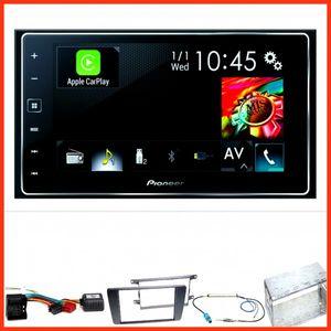SPH-DA120 2-DIN Moniceiver CarPlay Bluetooth Einbauset für Skoda Octavia 2 Yeti 5L