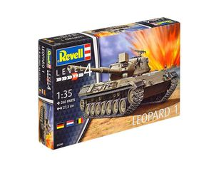REVELL GmbH & Co.KG Leopard 1 0 0 STK