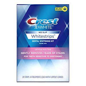 Crest Whitestrips Gentle Routine 14 Streifen für 14 Tage, 1x 30 Minuten pro Tag