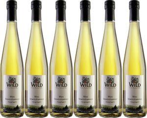 6x Weinhefebrand barrique – Weingut Franz Wild