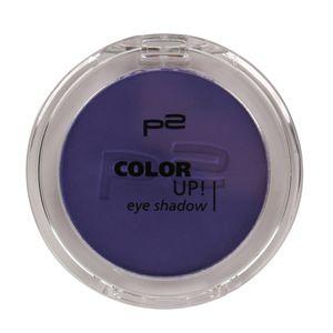 P2 Make-up Augen Lidschatten Color Up! Eye Shadow 833337, Farbe: 200 purple shock, 18 g