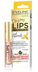 Eveline Cosmetics - Lipgloss - Oh! My Lips Lip Maximizer Bee Venom