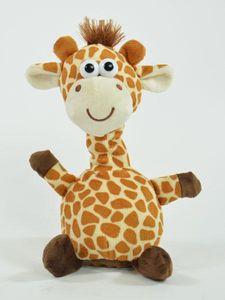 Labertier Giraffe FLECKCHEN äfft alles nach Partygag Quasselstrippe 24 cm