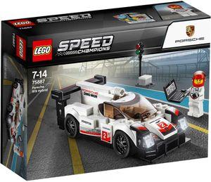 Lego Speed Champions Porsche 919 Hybrid; 75887