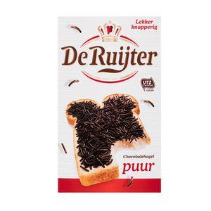 De Ruijter Hagelslag Zartbitter Schokoladenstreusel 380g