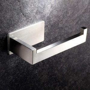 Toilettenpapierhalter Klopapierhalter Ohne Bohren Klopapierrollenhalter Selbstklebender Klorollenhalter für Badezimmer