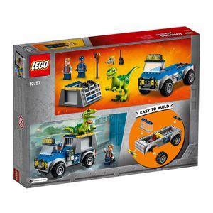 LEGO® Juniors Raptoren Rettungstransporter 10757