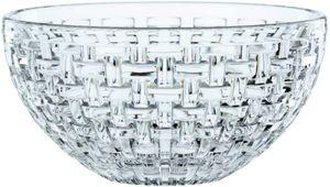 Nachtmann Schalenset Bossa Nova 5 tlg. geschliffenes Kristallglas