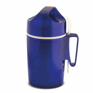 ROTPUNKT 850-06140 Isoliergefäß 0,85L hyperblue, blau