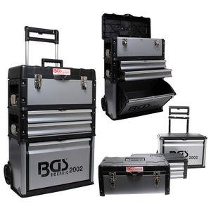 BGS Montagewagen, fahrbar Werkstattwagen Werkzeugtrolley Werkzeugkiste