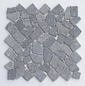 M-1-010 - 1 m² = 11 Fliesen -  Mosaikfliesen Marmormosaik Bruchstein Naturstein Fliesen Lager Verkauf Stein-mosaik Herne NRW