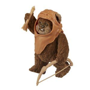 """Hasbro - Star Wars Die Mächte des Schicksals 11"""" Lea & Ewok Action Puppen Spielset C1631EU4"""