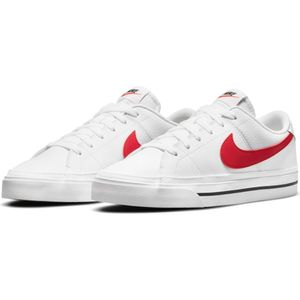 Nike Court Legacy White/University Red-Black 41