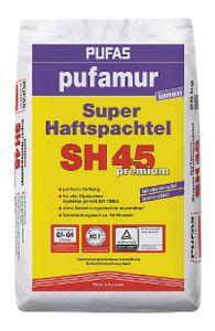 Pufas Pufamur Premium Spachtel S60 Easy 25Kg ,Q1-Q4, innen, Kunstharzverstärkt